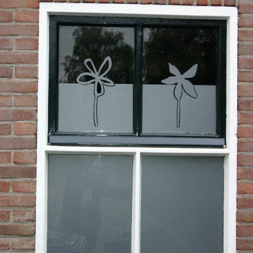 Zoek je een leuke raamfolie met een afbeelding erin? Kijk dan bij ...